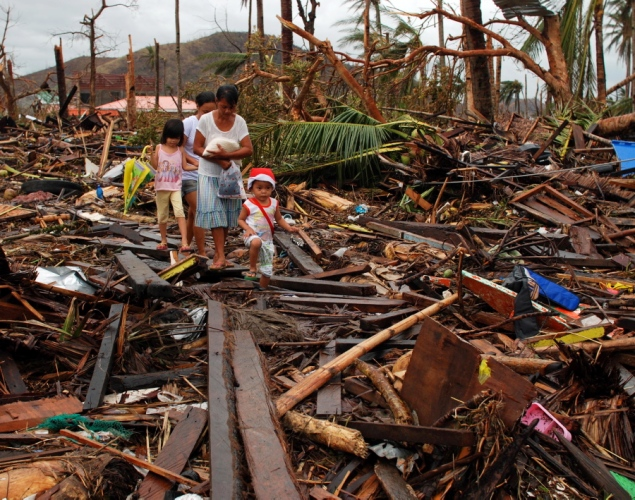 How to help Typhoon Victims