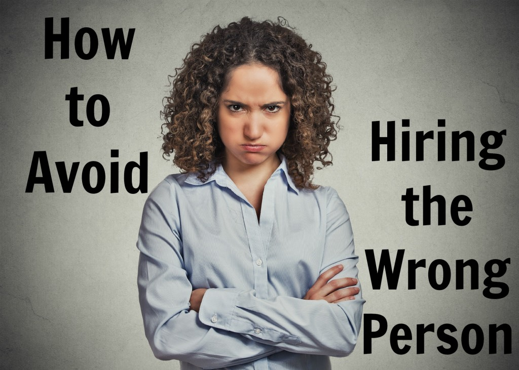 Hiring The Wrong Person