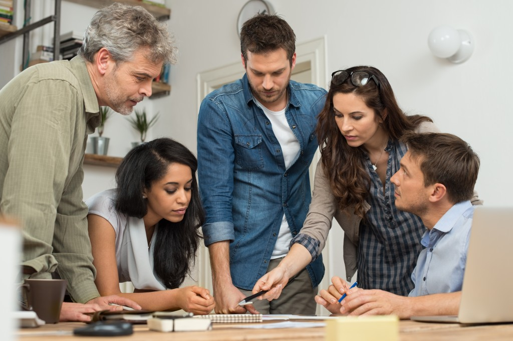 How to lead a small staff team