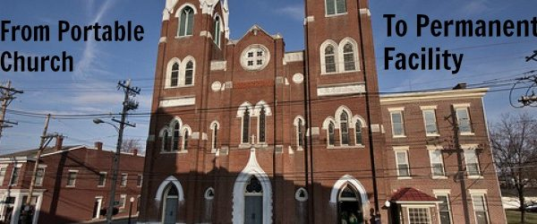 How to get your church into a building